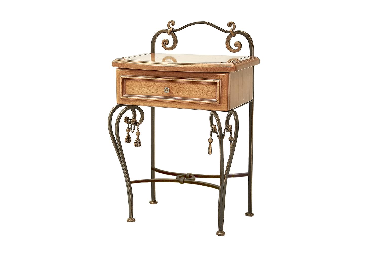 Прикроватный стол с ящиком «Елизавета»