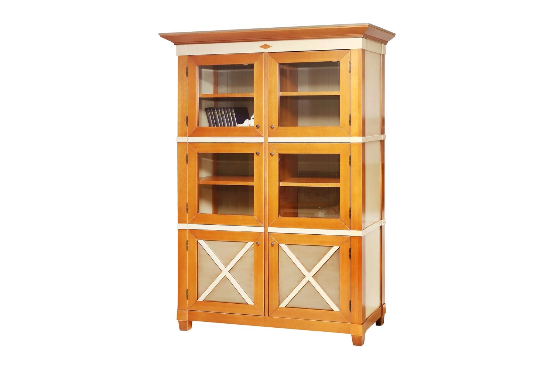 Шкаф книжный закрытый «Пьер»