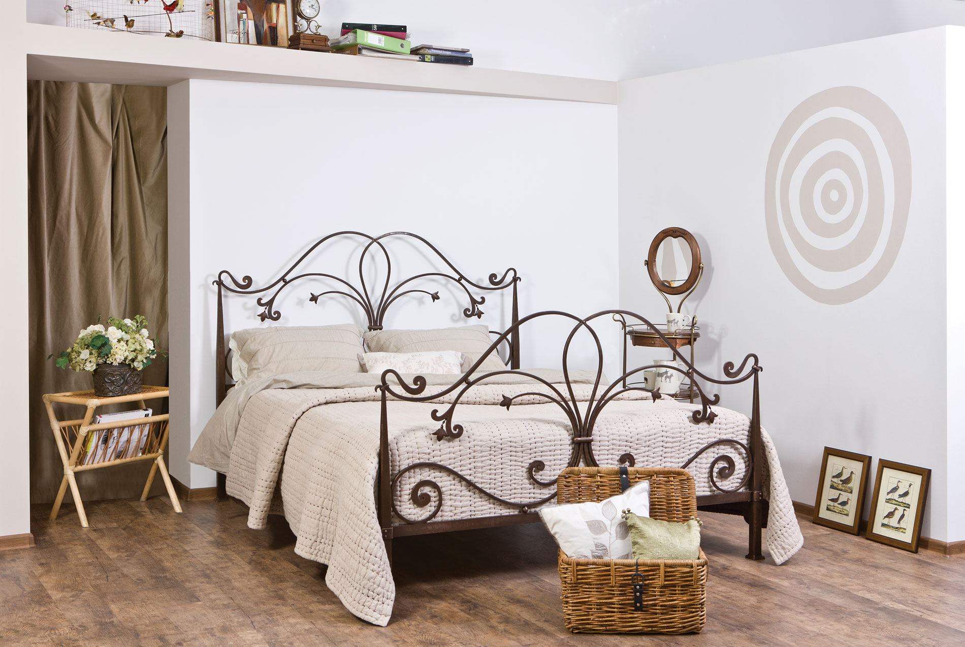 Кровать «Лилия»