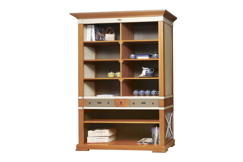 Шкаф книжный открытый «Пьер»